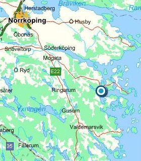 karta sankt annas skärgård Kalvholmens Camping   Find us karta sankt annas skärgård